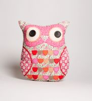 SASS & BELLE - SYLVIA OWL CUSHION